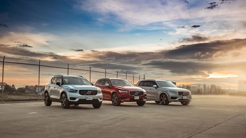 Volvo XC40 vs Volvo XC60 vs Volvo XC90