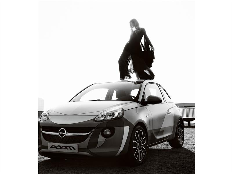 Opel Adam por Bryan Adams