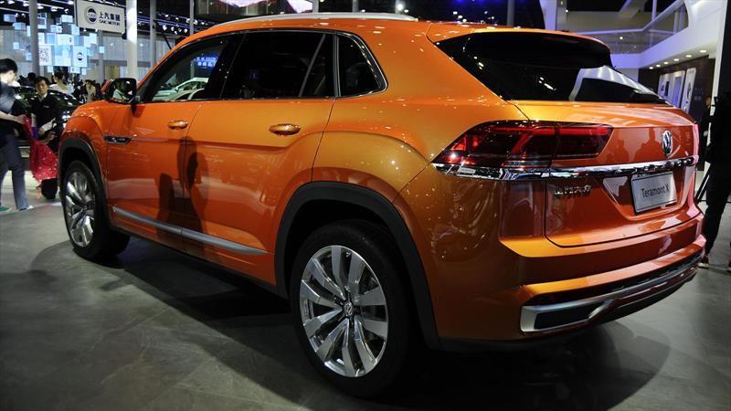 Volkswagen Terramont X