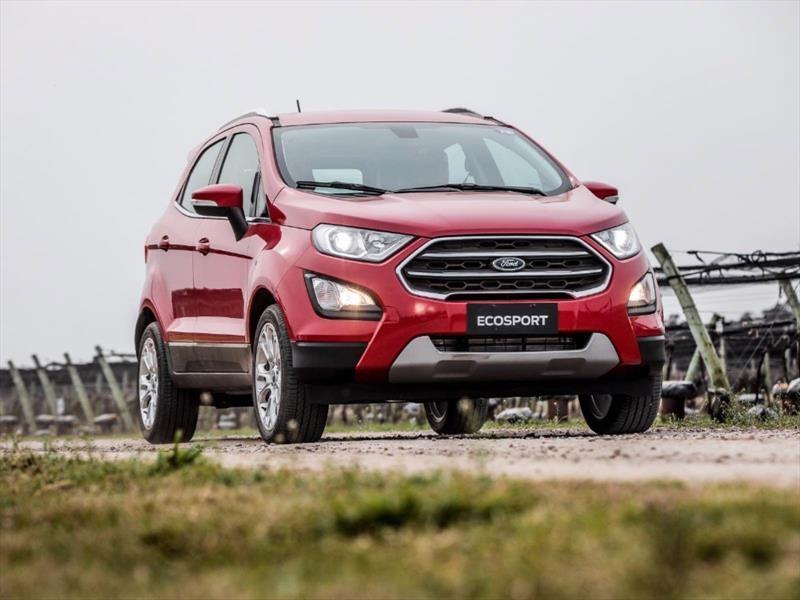 Lanzamiento Ford Ecosport 2018