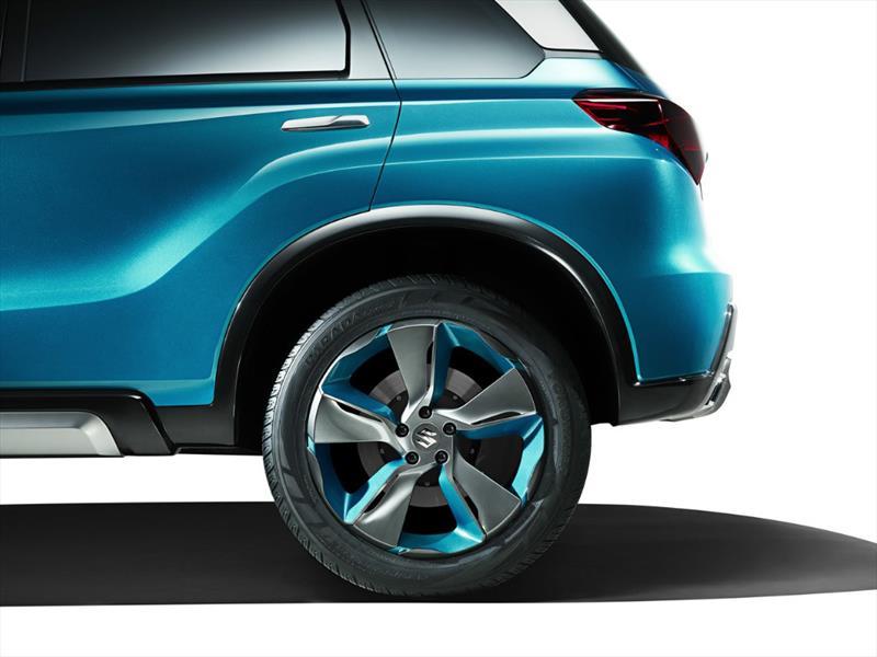 Suzuki iV-4 Concept debuta