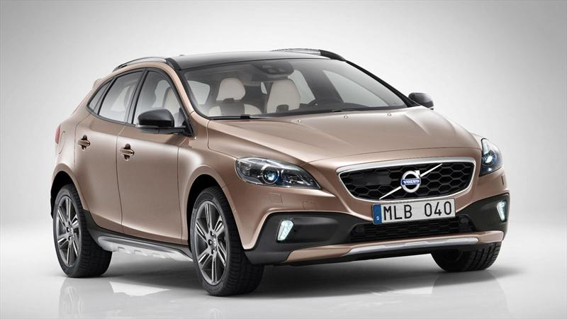 Volvo V40 Cross Country en parís 2012