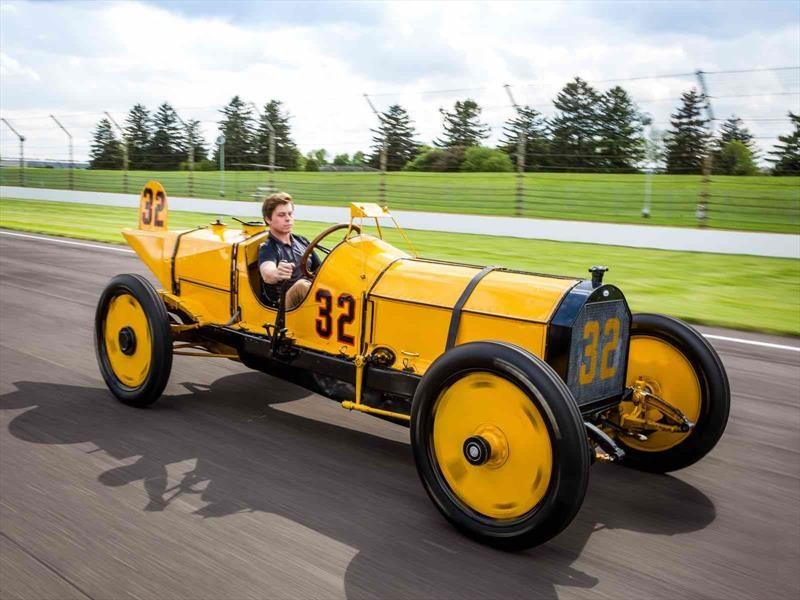 Marmon Wasp, el primer auto ganador de a Indy 500