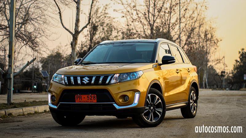 Test Drive: Suzuki Vitara 2019