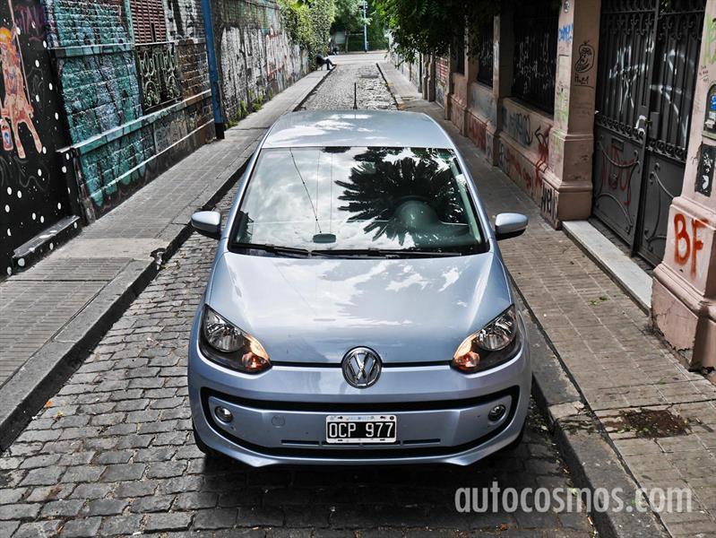 Volkswagen up! a prueba