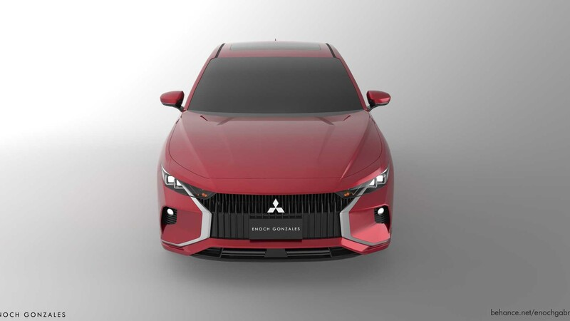 Mitsubishi Lancer 2022 - Proyección
