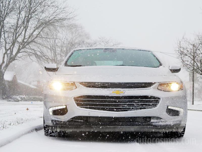 Manejamos en Detroit el nuevo Chevrolet Malibu
