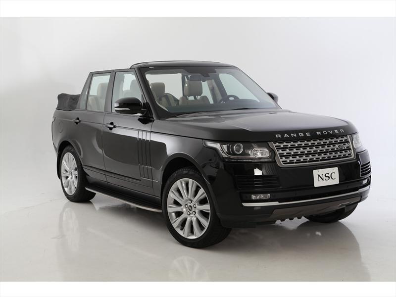 Range Rover Autobiography Convertible 2013