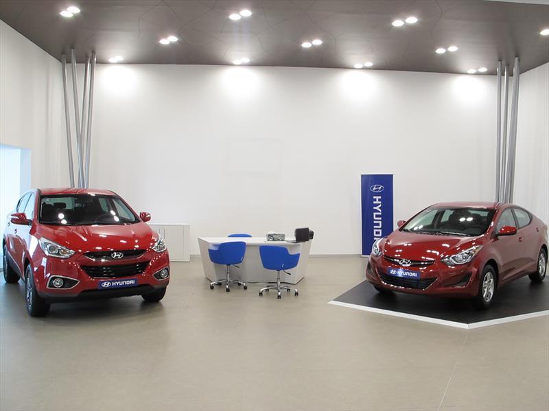 Hyundai Training Academy en Toluca