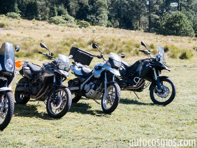 Curso de moto doble propósito MotorTraining