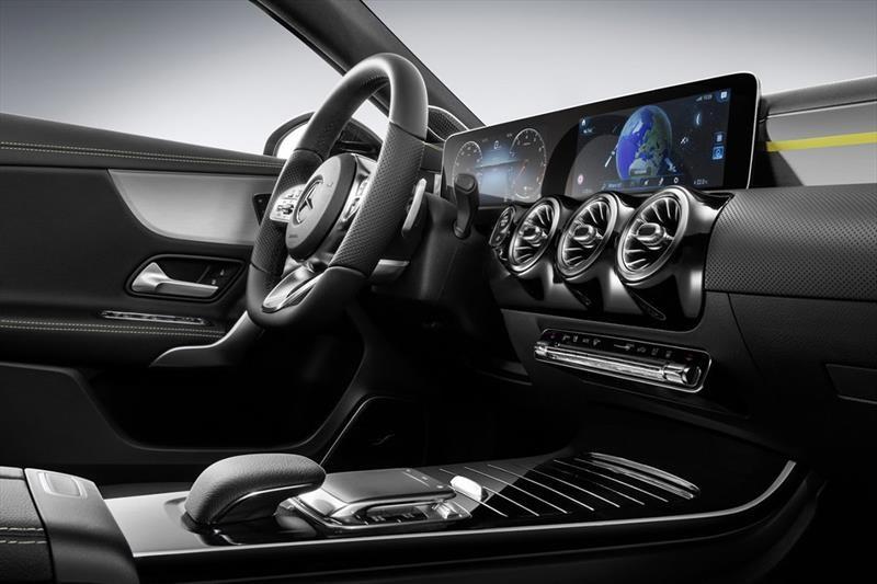 Mercedes-Benz Clase A 2018 - Interior