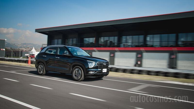 Hyundai Creta 2021 a prueba