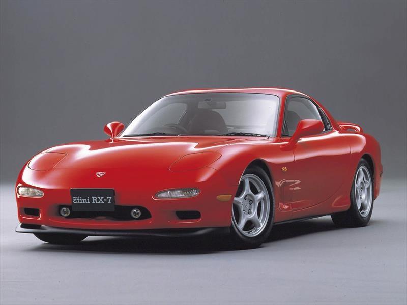 Mazda RX-7 (FD3S, 1991-2002)