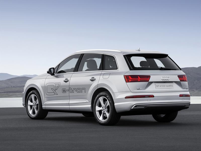 Audi Q7 e-tron quattro 2.0 TFSI
