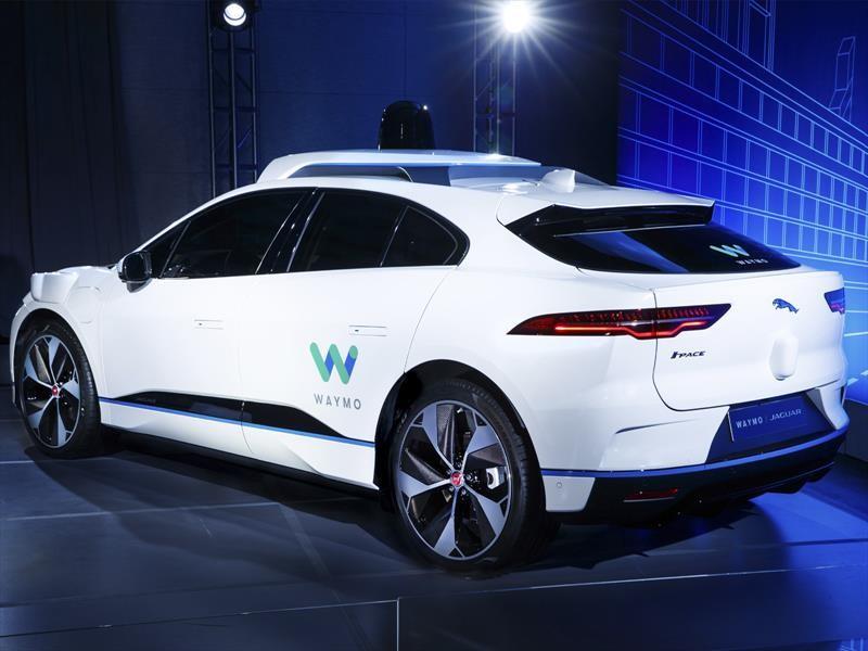 Waymo Jaguar I-PACE EV