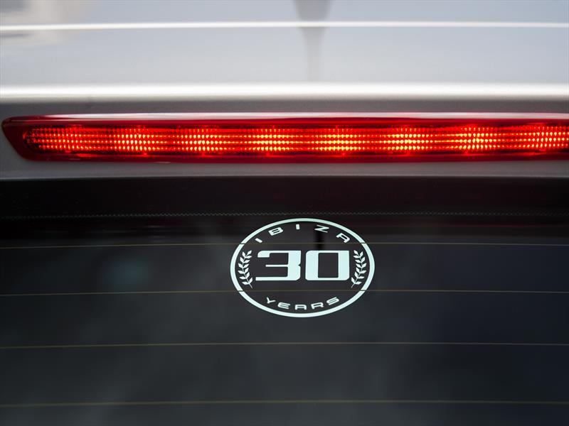 SEAT Ibiza 30 Aniversario