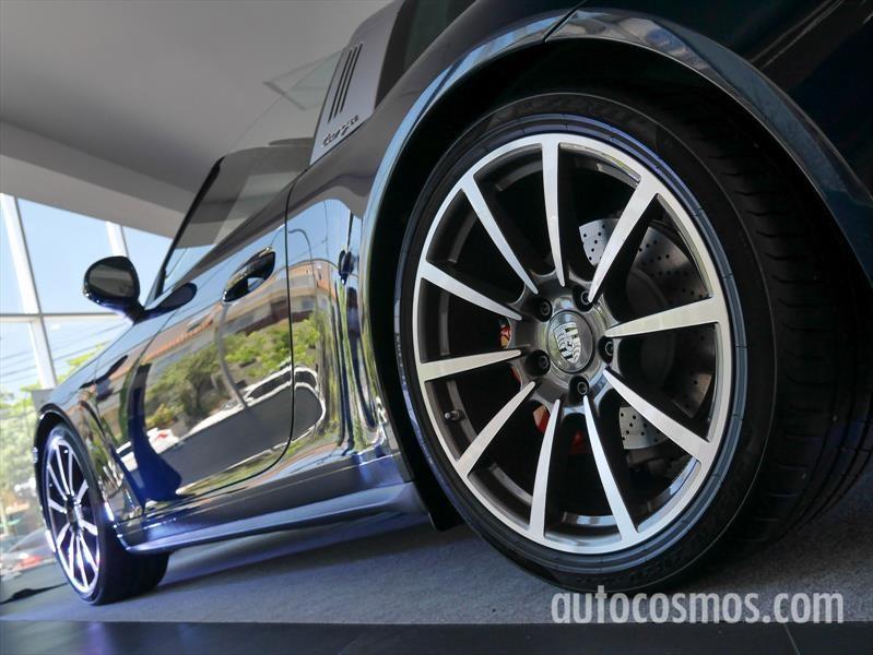 Porsche 911 Targa 4S en Argentina