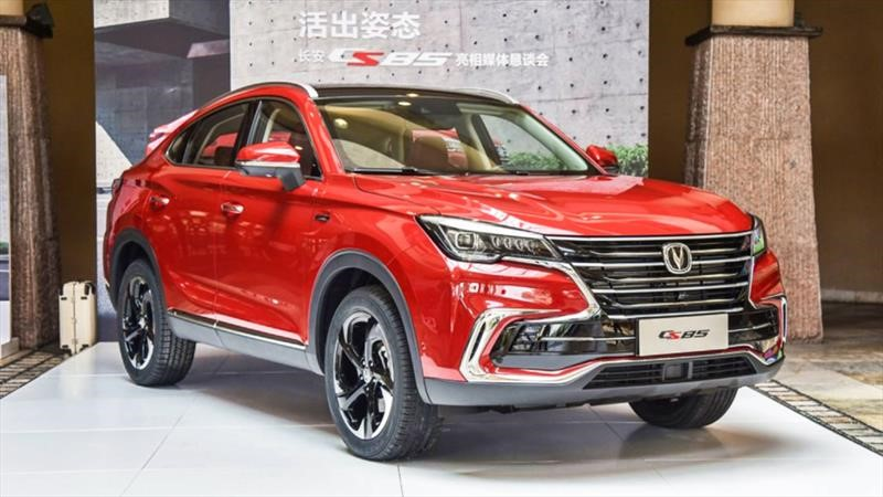 Changan CS75 Plus y CS85