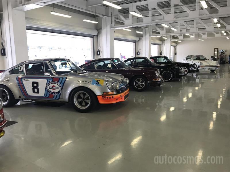 Porsche 70 años CDMX