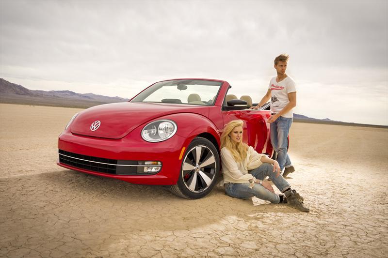 Top 10: Volkswagen Beetle Convertible 2013