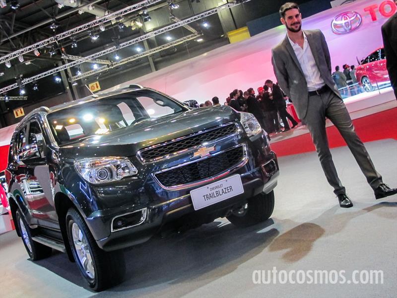 Chevrolet en el Salón de Buenos Aires 2015