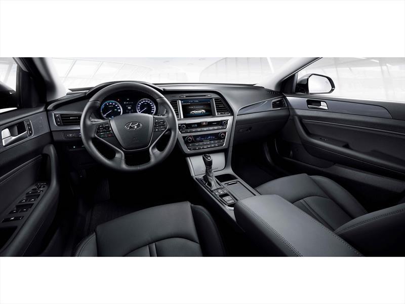 Hyundai Sonata Hybrid 2016