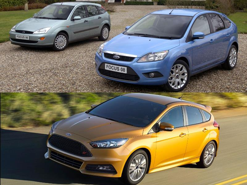Top 10: Ford Focus