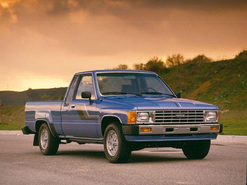 Toyota Hilux, 4ª generación (1983-88)