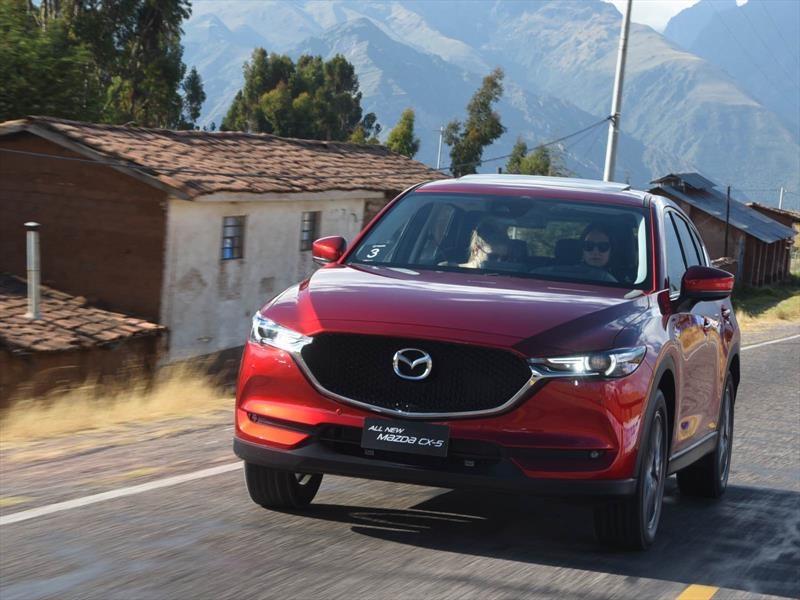 Mazda CX-5 2017 - Lanzamiento