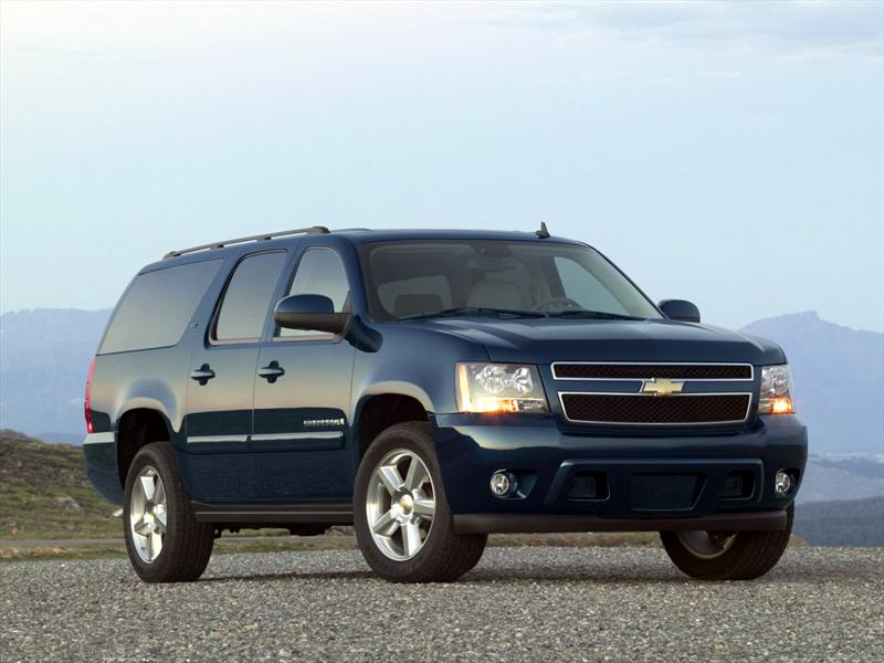 Chevrolet Suburban 11ª Generación 2007-2014