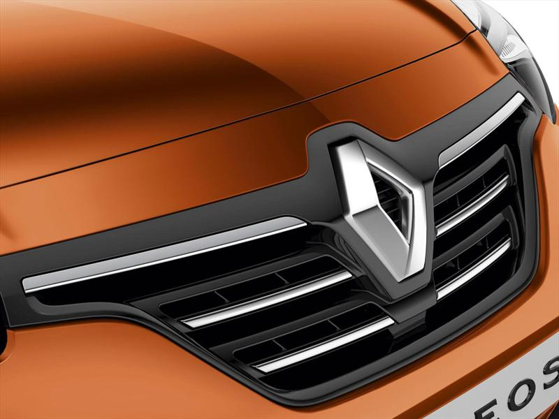 Renault Koleos se renueva en el Salón de BA
