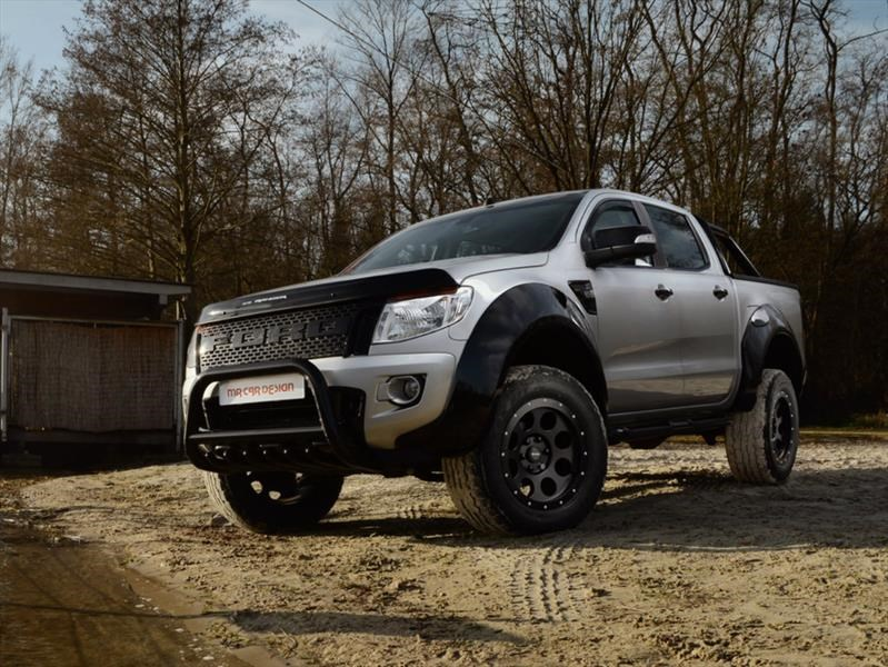 Ford Ranger por MR Car Design