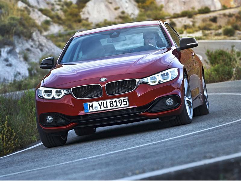 BMW Serie 4 Coupé 2014 se presenta