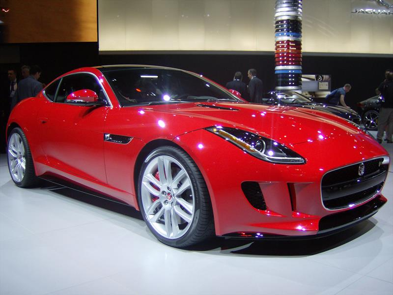 Jaguar F-Type Coupé 2015