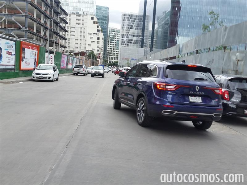 Renault Koleos 2017 espiada