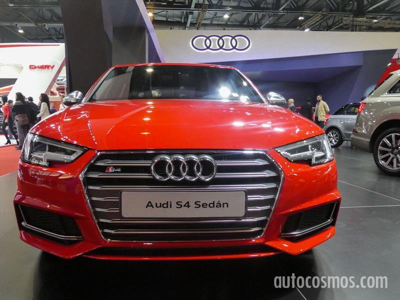 Audi en el Salón de Buenos Aires 2017