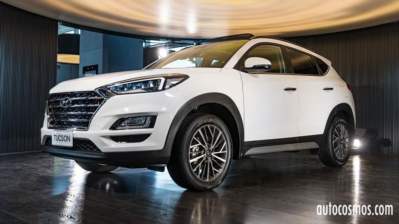 Hyundai Tucson Turbo 2020