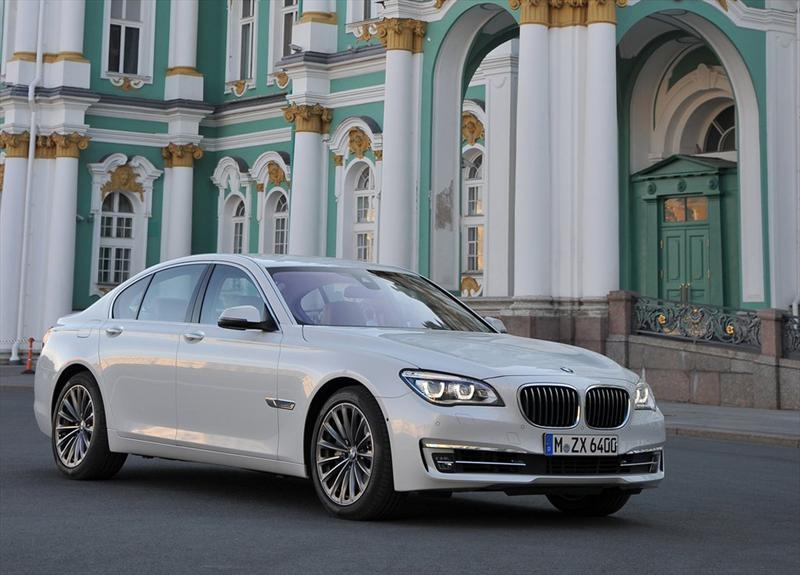 Top 10: BMW Serie 7