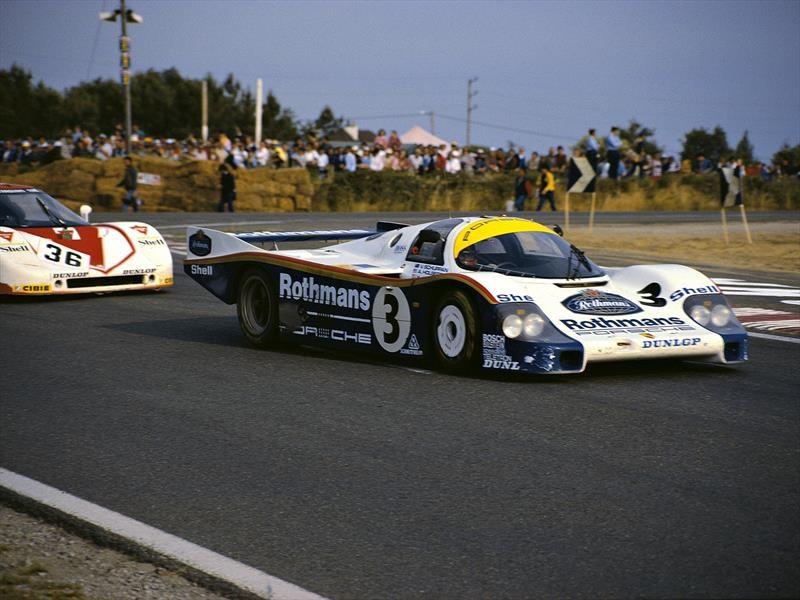 Porsche 956, 1983