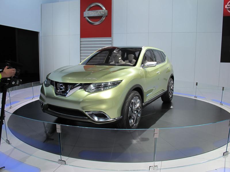Nissan Hi-Cross Concept en el Salón de Los Angeles
