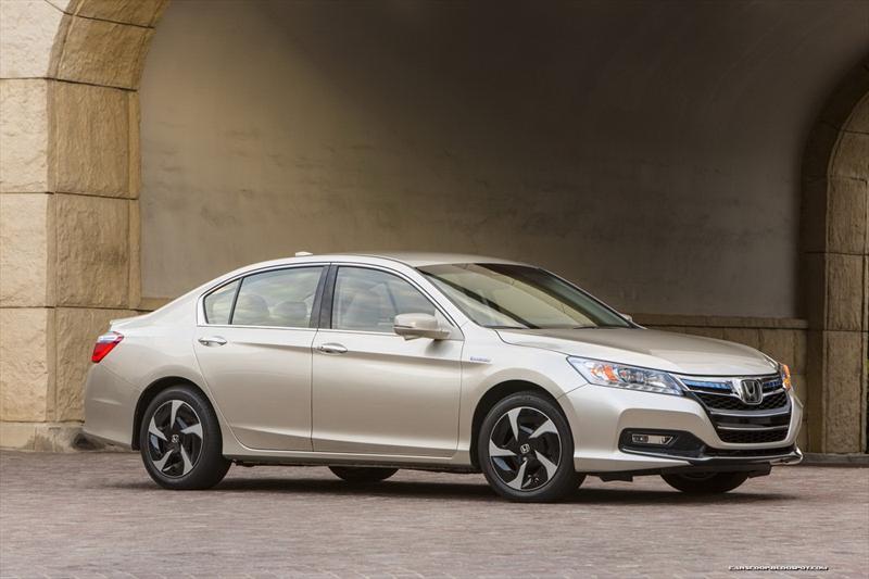 Honda Accord Plug-in Hybrid (PHEV) 2014