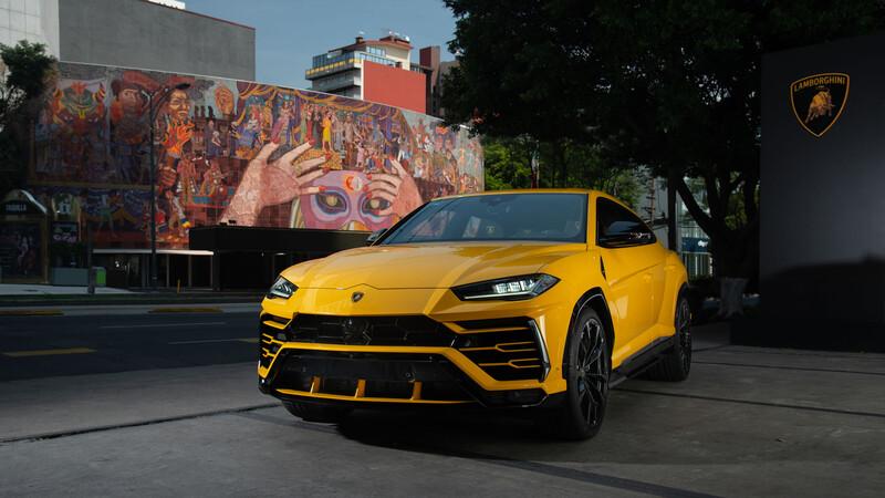 Lamborghini Urus en México