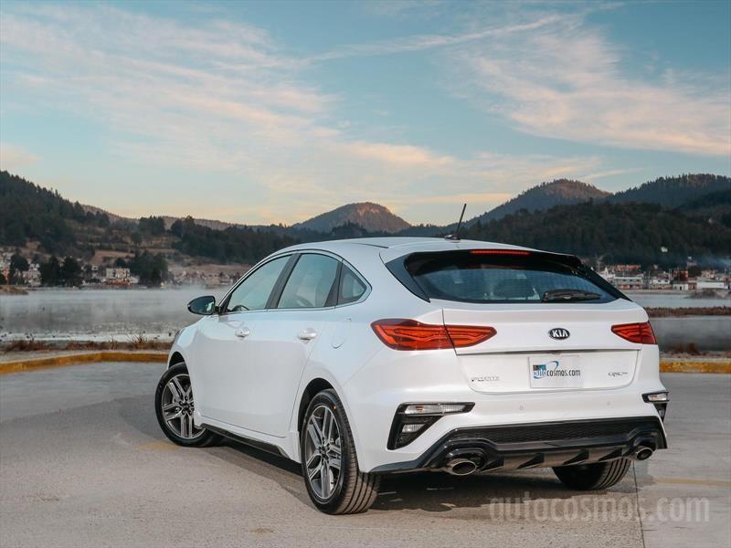 KIA Forte Hatchback 2019