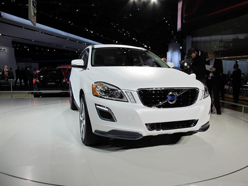 Volvo XC 60 Plug-in Hybrid Concept en Detroit
