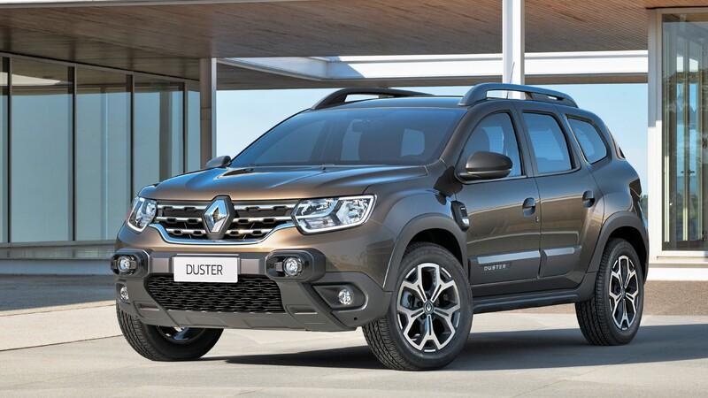 Nueva Renault Duster 2021 - lanzamiento Colombia