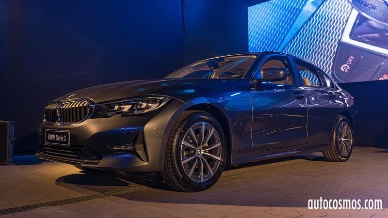 BMW Serie 3 2019 - Lanzamiento en Chile