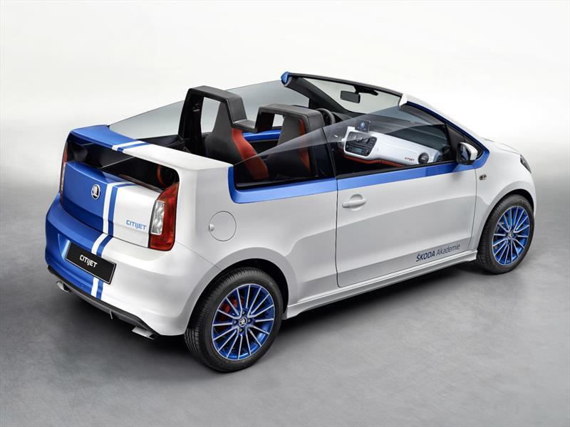 Škoda Citijet Concept