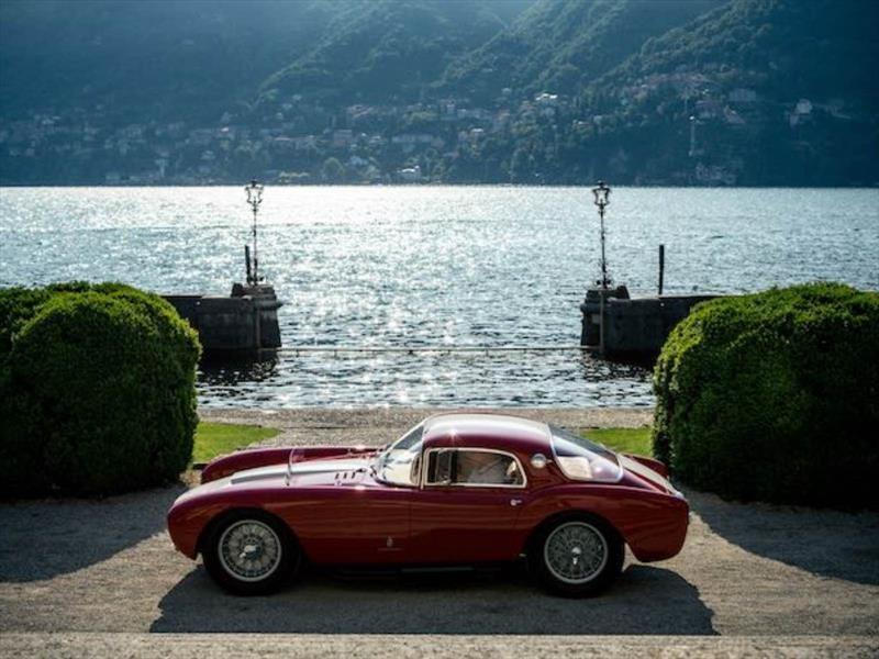1954 Maserati A6GCS/53 Berlinetta por Pinin Farina