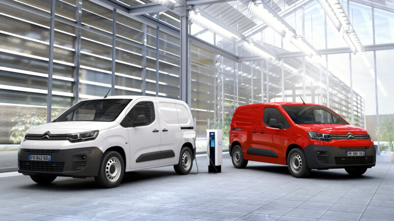 Citroën e-Berlingo 2021