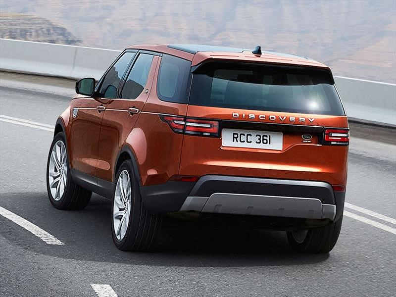 Land Rover New Discovery - 2016